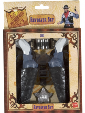 Wild West Twin Revolver Pack